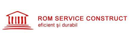 Locuri de munca S.C. ROM SERVICE CONSTRUCT SRL